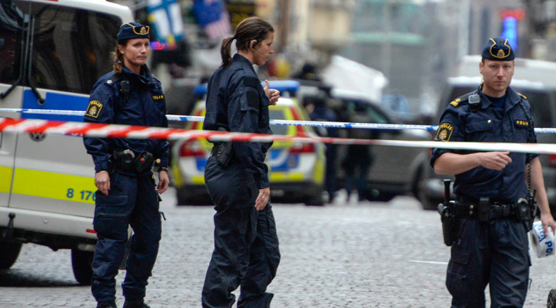 Stockholm 'blast' was actually man doing DIY who… dropped his drill?