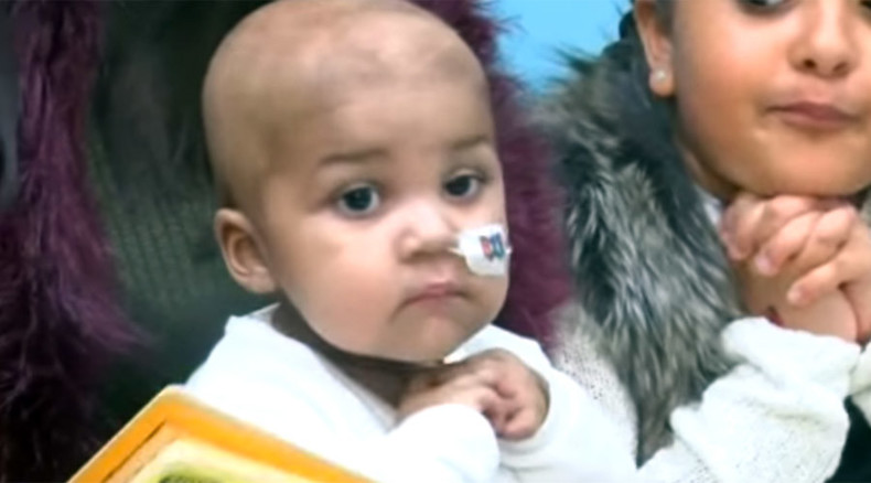 'Almost a miracle': 1yo girl 'saved from incurable leukemia' by genome editing therapy
