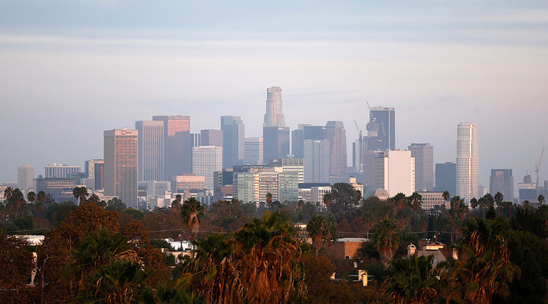 LA officials warn of 'Godzilla' El Nino - and gruesome finds in Hollywood Hills