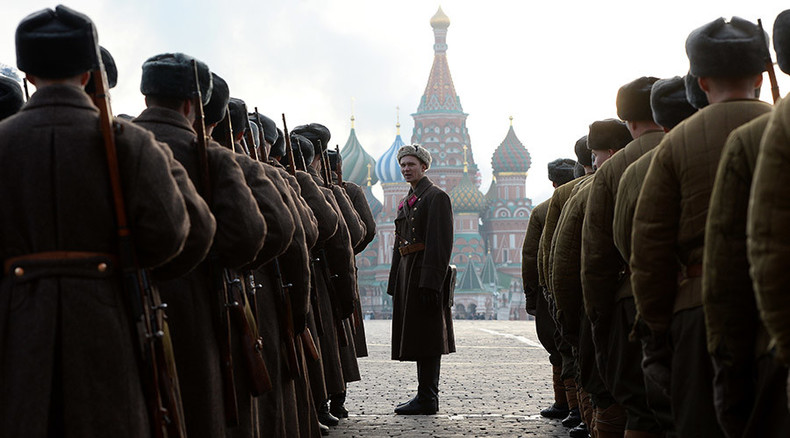 Moscow's 1941 legendary parade: WW2 veterans come to Red Square to see reenactment (PHOTOS, VIDEO)