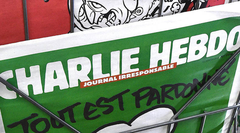 Russian lawmakers want Charlie Hebdo authors blacklisted over cartoons mocking Sinai air disaster