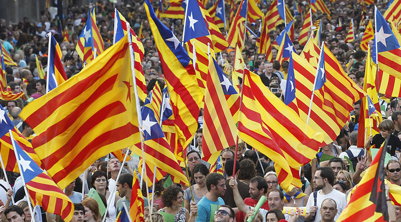 Catalonia's parliament backs declaration to split from Spain