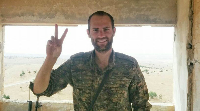 'It's not a religious war, it's war against fascism' - Briton who fought Islamic State