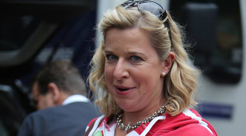 'You bet your family's life for a tan': Katie Hopkins has no sympathy for Sharm el-Sheikh Brits