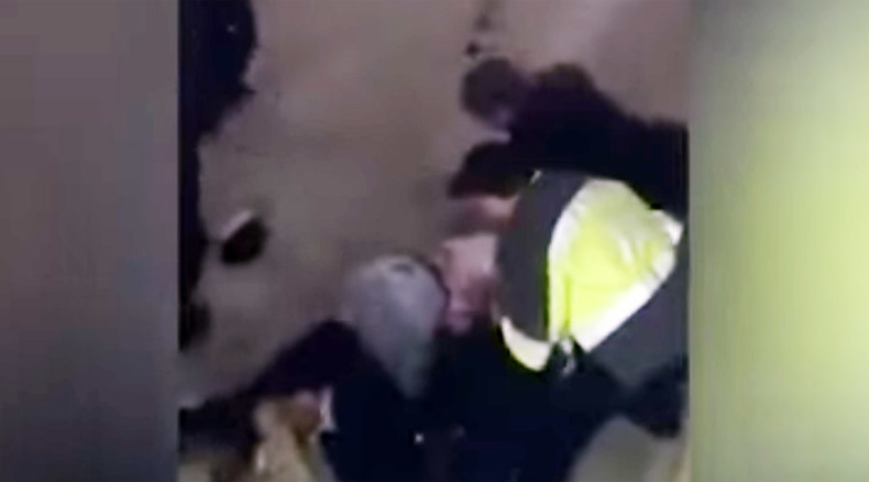 Alabama student tasered, beaten over noise complaint (VIDEO)