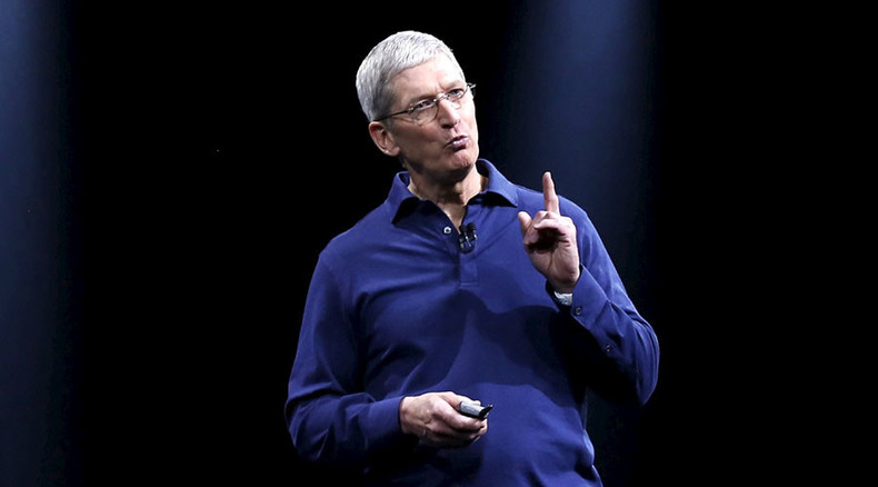 Apple chief Tim Cook says UK surveillance bill will have 'dire' consequences