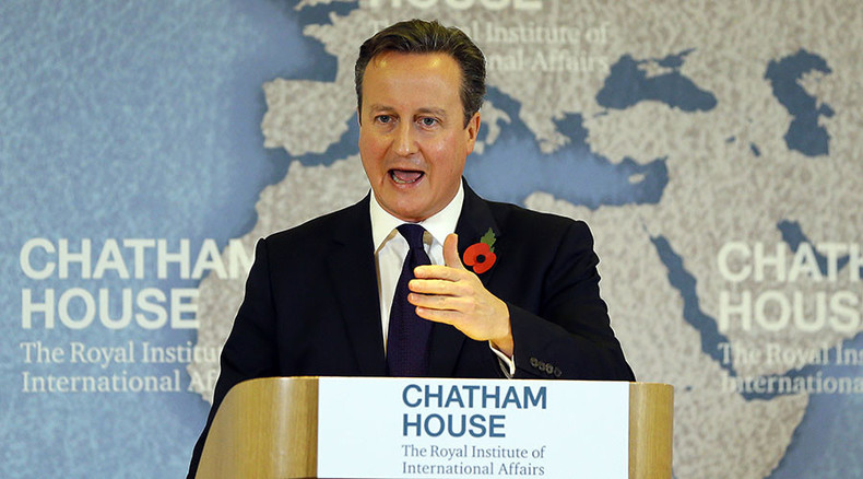 'Brexit could pose national security risks' – Cameron