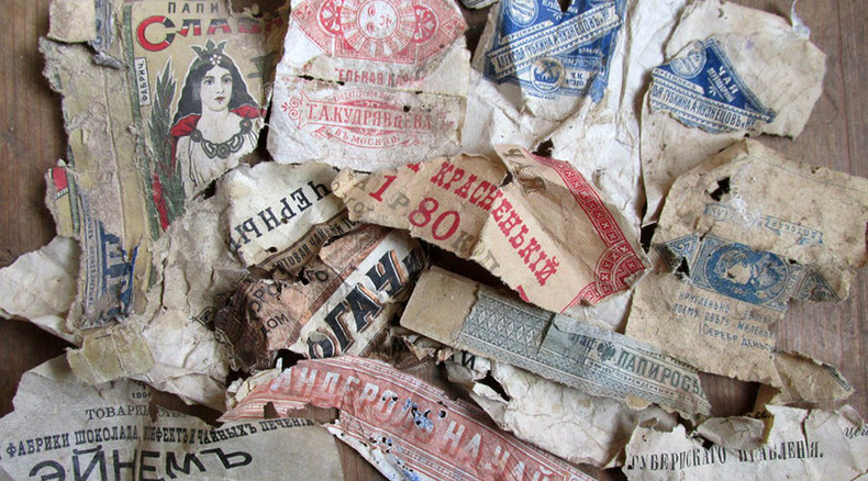 Centuries old letters & banknotes found in old birds' nests under Russian church roof