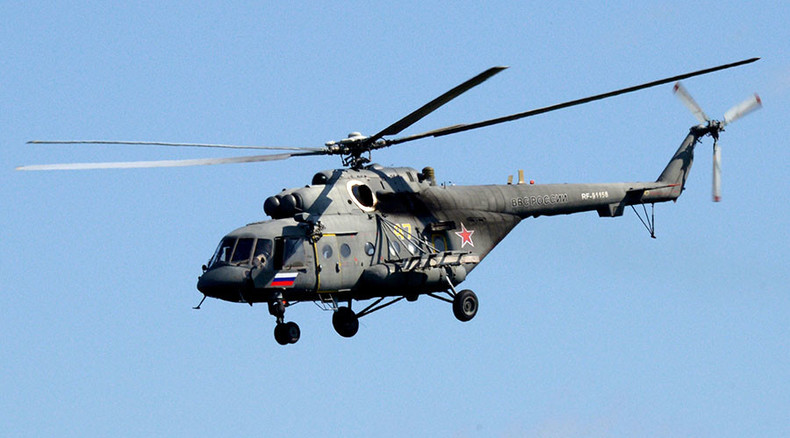 Russian military to get 'Terminator' Arctic helicopter for trials