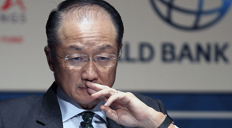 'World Bank talk on poverty, climate change – convenient substitute for real action'