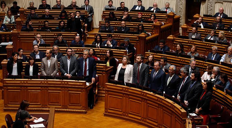 Anti-austerity bloc brings down Portugal's government
