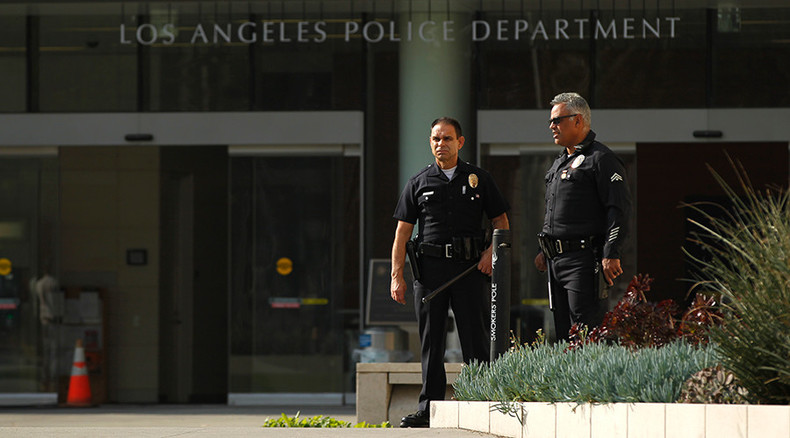 'Alarming trend': Police shootings in Los Angeles double in 2015