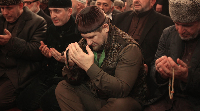 Kadyrov calls for Muslims worldwide to unite to defeat ISIS