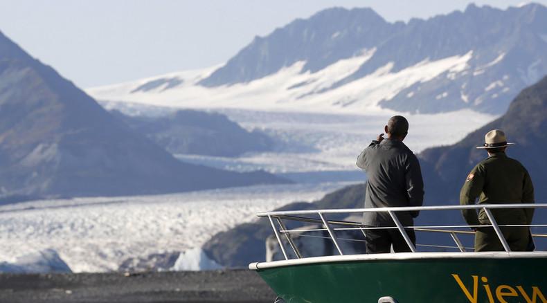 'Arctic ice breaker: Russia leads America, 27-1'