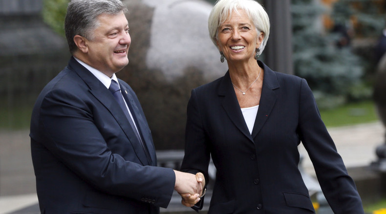 Moscow may block IMF lending to Ukraine - Bloomberg source