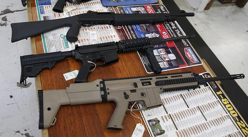 Americans more afraid of gun violence than terrorism – poll