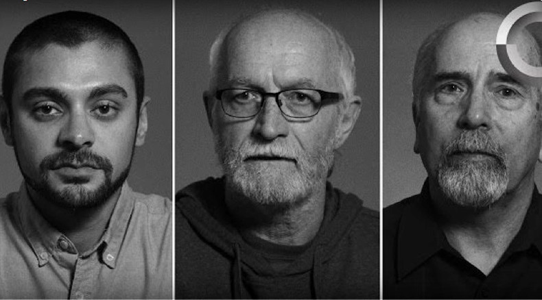 'When you kill your first person, everything becomes a fraud' -  US army veterans on war (VIDEO)