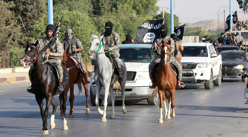 Islamic State makes new threats to Russia & Europe, promising caliphate, bloodshed