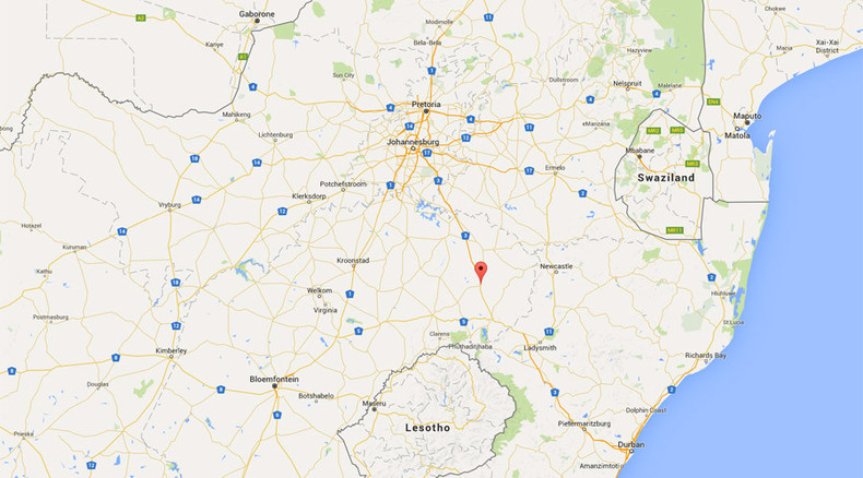 At least 2 children reported dead in school bus crash inferno in Warden, South Africa