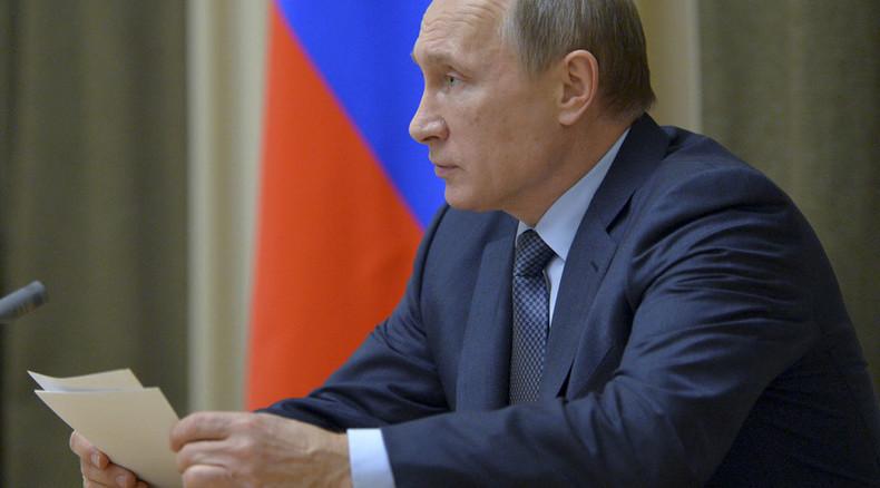 Putin talks Syria, Ukraine, G20 ahead of summit in Turkey (FULL INTERVIEW)