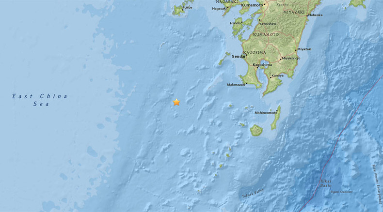 7.0 magnitude earthquake hits off southern coast of Japan – USGS