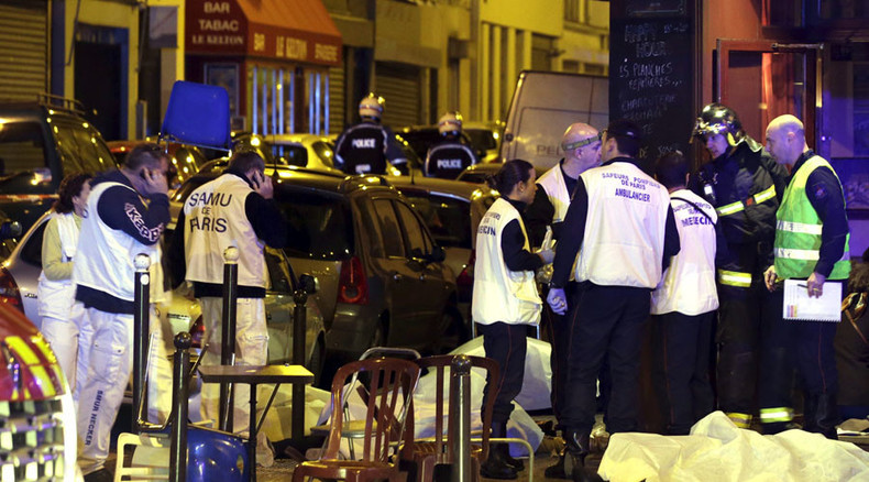 Over 150 killed as Paris rocked by coordinated shootings, explosions