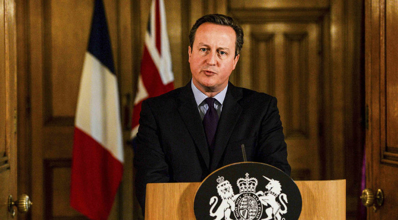 Cameron: We should be prepared for British casualties in Paris attacks