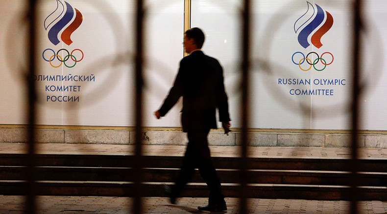 Russian Olympic committee vows to reform athletics for Rio 2016 Olympics