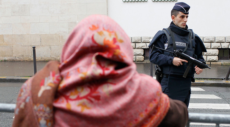 'Terrorists trying to split French society & alienate Muslim community'