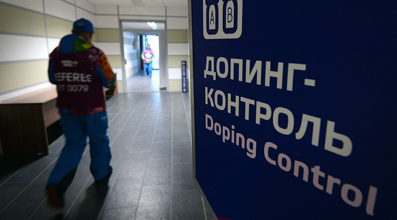 Russia's stance on doping in sport