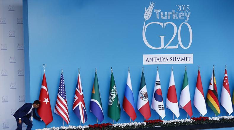 Paris attacks propel fight against terrorism to top of G20 agenda