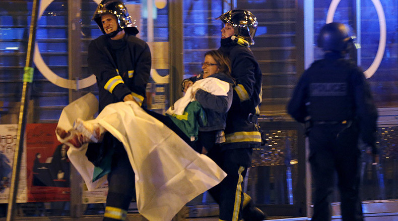 'Terror attacks – echo of NATO bombing of Mideast'