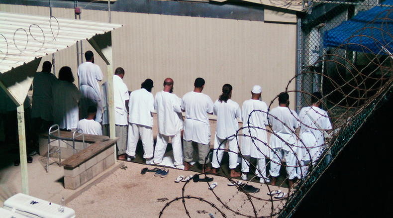5 Yemeni Guantanamo prisoners sent to UAE – Pentagon