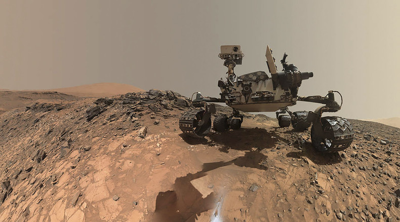 Upgraded Curiosity suggests water was repeatedly present on Mars – NASA