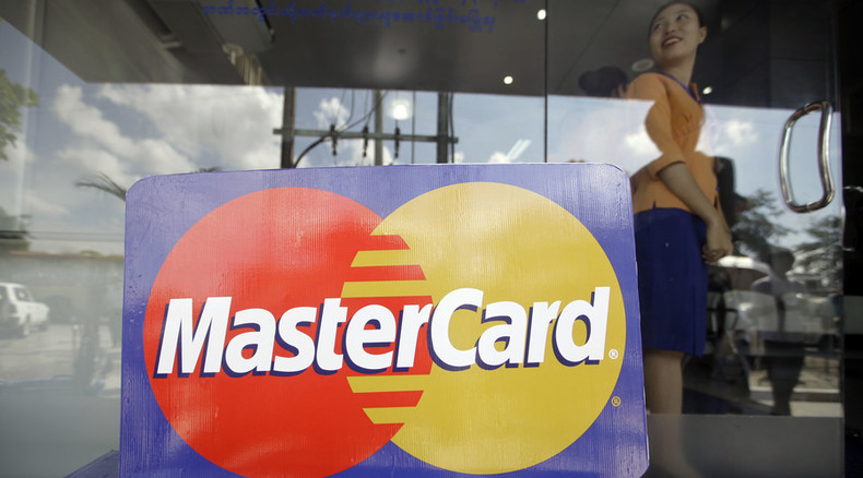MasterCard sees huge potential in China