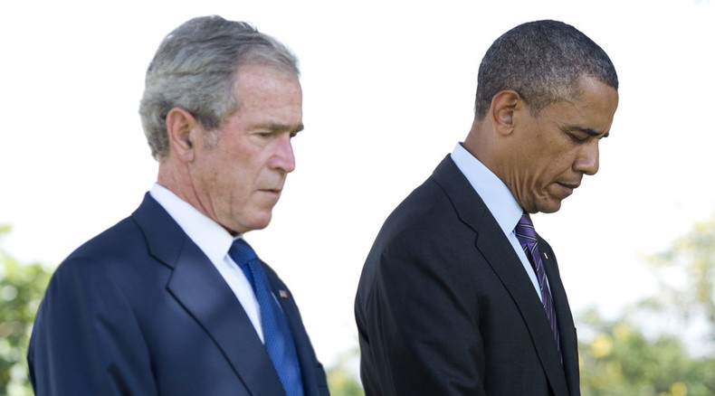 WikiLeaks releases audio accusing Obama & Bush administrations of corruption