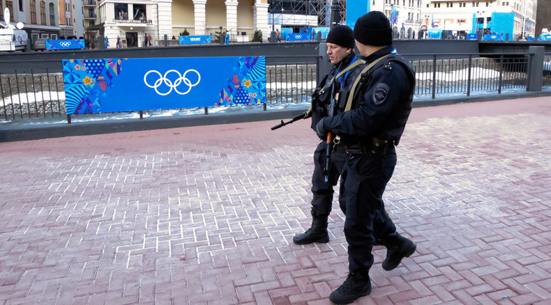 'Hand cream' terror attack on plane prevented ahead of Sochi Olympics – Russian official