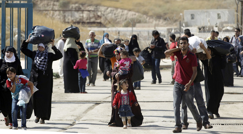 1mn Syrians return home since launch of Russian anti-ISIS ops - Syria UN ambassador