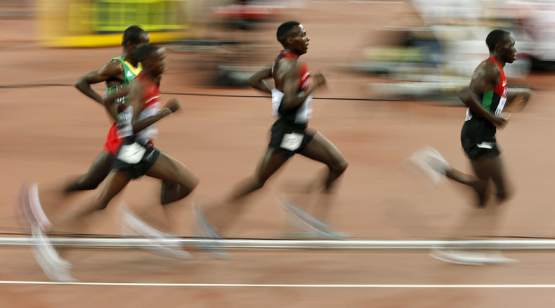 Kenya faces four-year ban for athletics doping