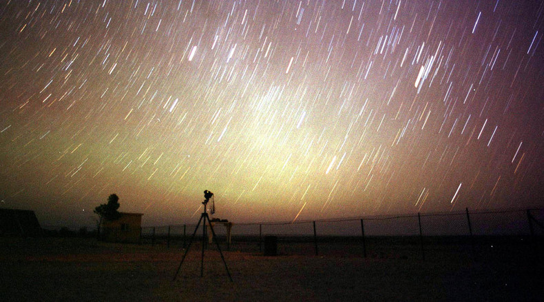 Leonid meteor shower to light up night sky with spectacular shooting stars