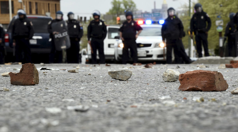 Baltimore police were not ready for Freddie Gray riots - report