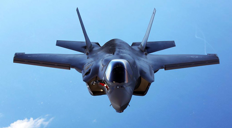 Stress test: Crack discovered in F-35C wing – Pentagon