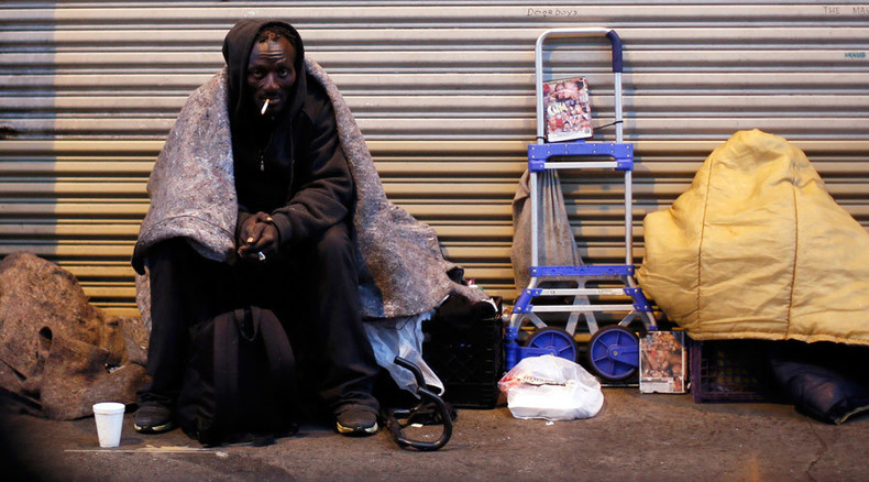 Los Angeles declares 'shelter crisis' to aid homeless