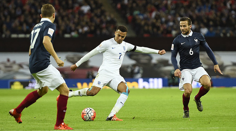 Football united as England beat subdued France 2-0