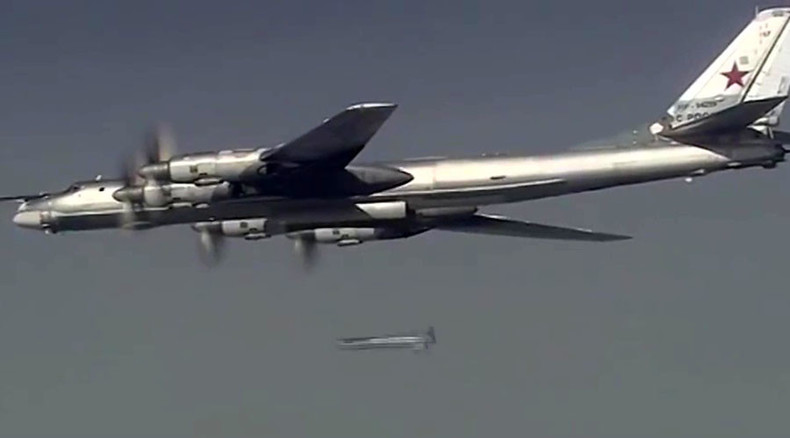 Russia hits 206 ISIS targets in Syria after confirming bomb downed passenger plane over Sinai