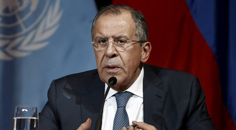 Sinai plane bomb 'an attack on Russia, right to self-defense will be exercised in full' – Lavrov