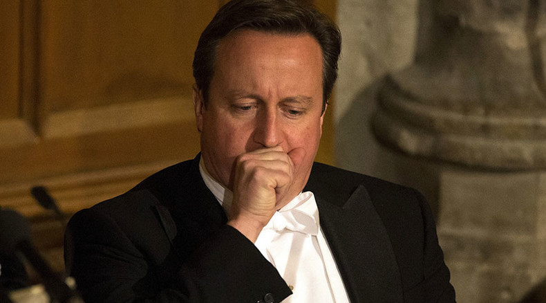 'Anti-austerity champion' Cameron mocked in Parliament for council cuts hypocrisy (VIDEO)