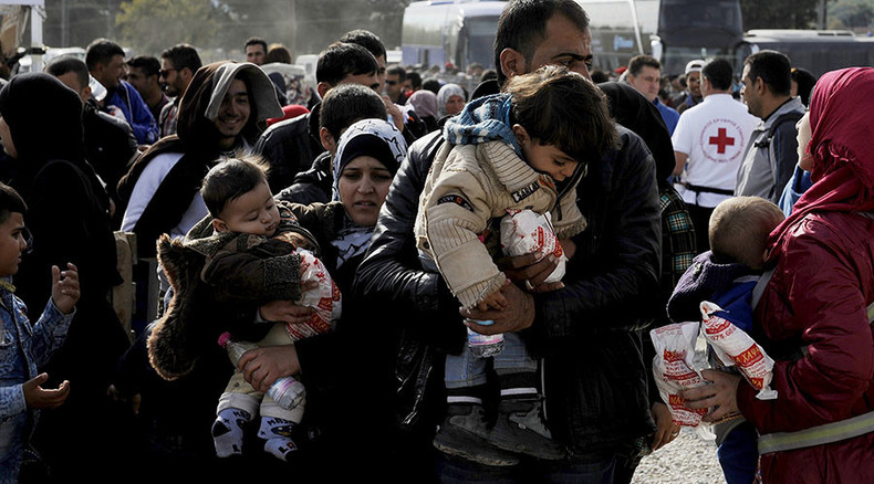 'US governors' ban on Syrian refugees - just political posturing'