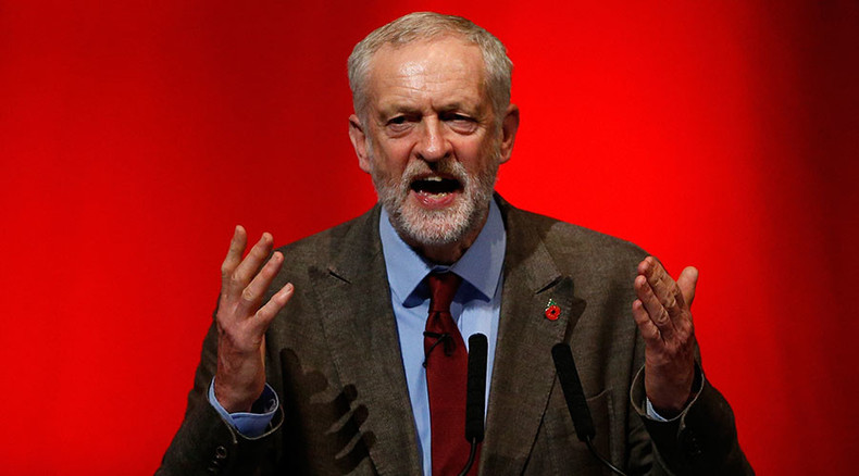 Place sanctions on banks and states funding ISIS, says Corbyn