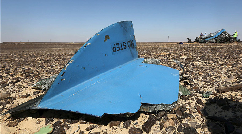 ISIS says Russia targeted over Syria campaign, shows alleged Sinai jet 'bomb'